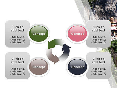 The Tiger's Nest PowerPoint Template Slide 9