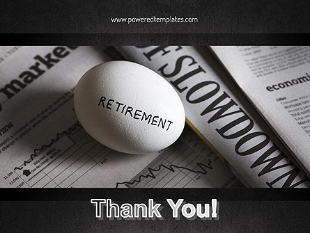 Retirement Pension PowerPoint Template Slide 20