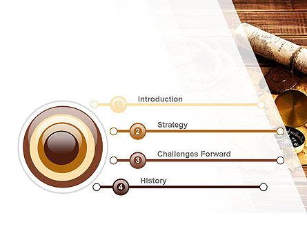Explorer Theme PowerPoint Template, Slide 3, 11355, Careers/Industry — PoweredTemplate.com