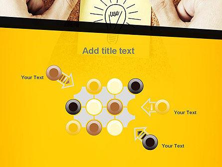 Idea Notes PowerPoint Template Slide 10