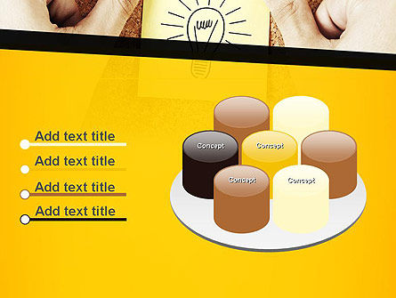 Idea Notes PowerPoint Template Slide 12