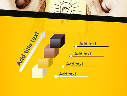 Idea Notes PowerPoint Template Slide 14