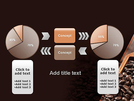 Roasted Coffee Beans PowerPoint Template Slide 16