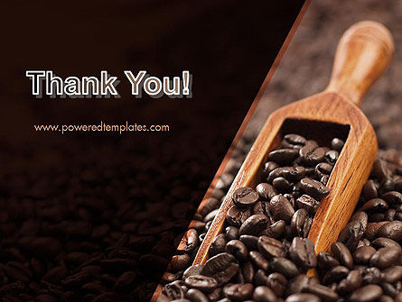 Roasted Coffee Beans PowerPoint Template Slide 20
