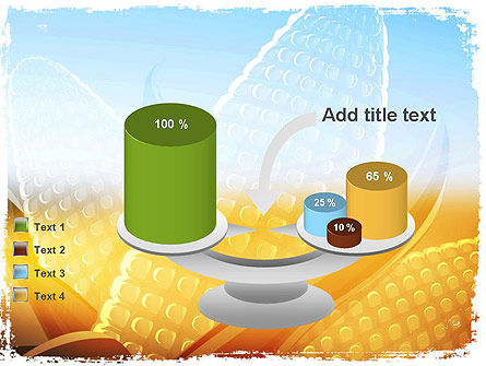 Maize Theme PowerPoint Template Slide 10