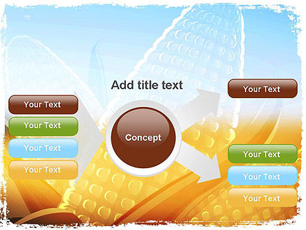Maize Theme PowerPoint Template Slide 14