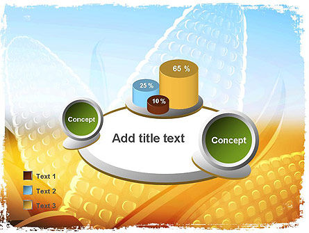 Maize Theme PowerPoint Template Slide 16