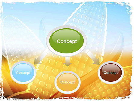 Maize Theme PowerPoint Template Slide 4
