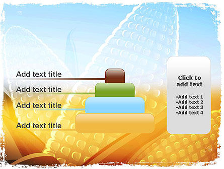 Maize Theme PowerPoint Template Slide 8