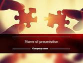 Business Concepts: Templat PowerPoint Bisnis Yang Diberdayakan Secara Sosial #11359