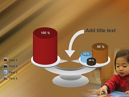 Child Care PowerPoint Template Slide 10