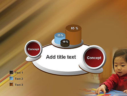 Child Care PowerPoint Template Slide 16
