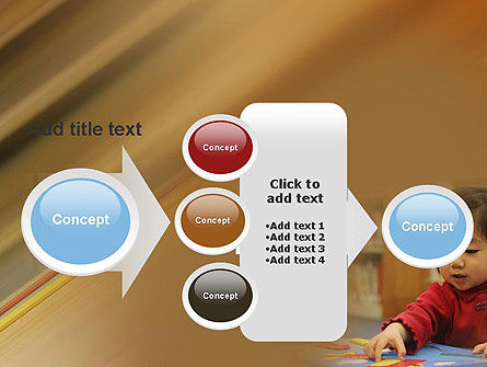 Child Care PowerPoint Template Slide 17