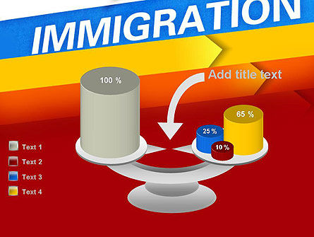Immigration PowerPoint Template Slide 10