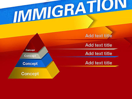 Immigration PowerPoint Template Slide 12
