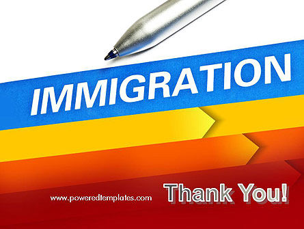 Immigration PowerPoint Template Slide 20
