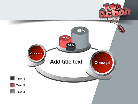 Take Action PowerPoint Template Slide 16