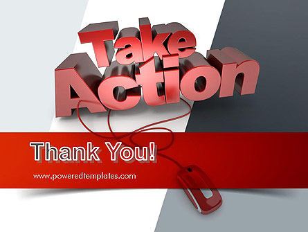 Take Action PowerPoint Template Slide 20