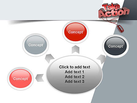 Take Action PowerPoint Template Slide 7