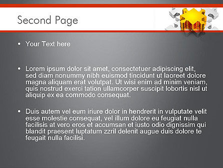 System Integration PowerPoint Template, Slide 2, 11377, Technology and Science — PoweredTemplate.com