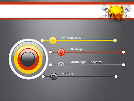 System Integration PowerPoint Template, Slide 3, 11377, Technology and Science — PoweredTemplate.com