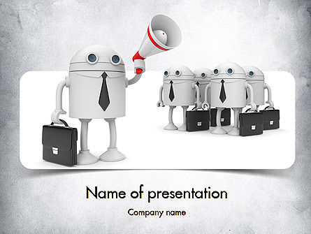 Partner Marketing PowerPoint Template