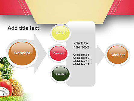 Diet Food PowerPoint Template Slide 17