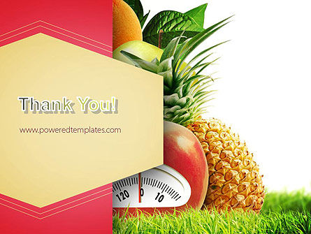Diet Food PowerPoint Template Slide 20