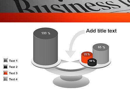 Breaking News PowerPoint Template Slide 10