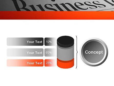 Breaking News PowerPoint Template Slide 11