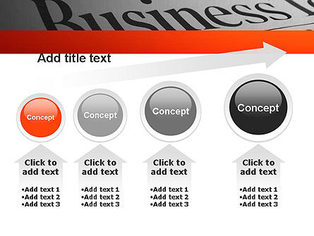 Breaking News PowerPoint Template Slide 13
