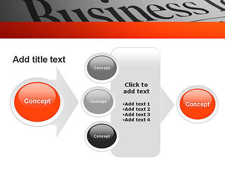 Breaking News PowerPoint Template Slide 17
