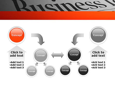 Breaking News PowerPoint Template Slide 19