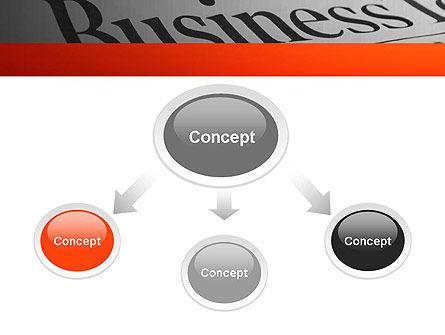 Breaking News PowerPoint Template, Slide 4, 11381, Careers/Industry — PoweredTemplate.com
