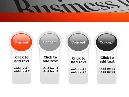 Breaking News PowerPoint Template Slide 5