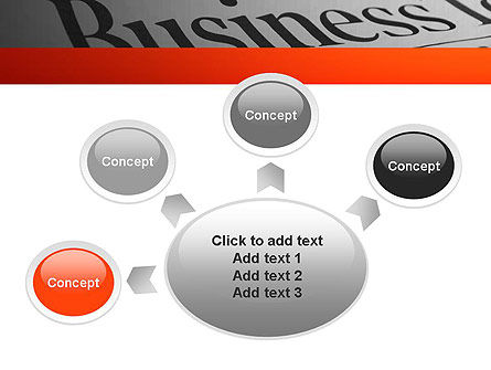 Breaking News PowerPoint Template Slide 7