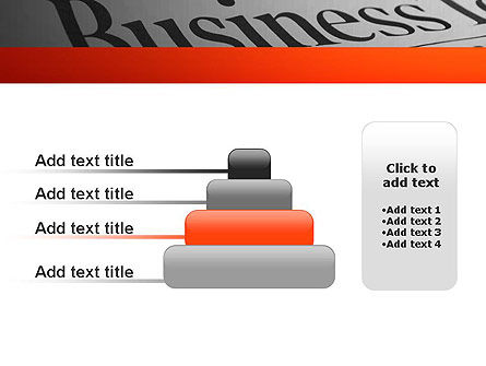 Breaking News PowerPoint Template Slide 8