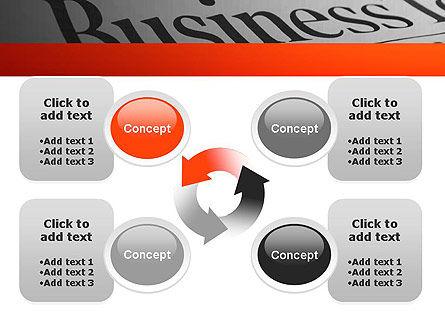 Breaking News PowerPoint Template Slide 9