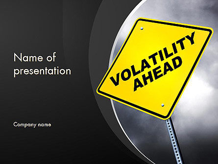 Volatility PowerPoint Template
