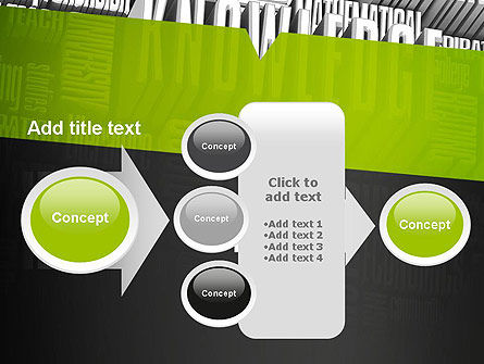 Components of Knowledge PowerPoint Template Slide 17