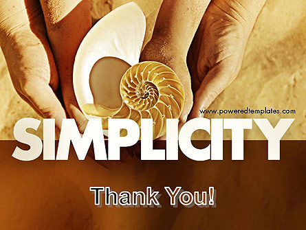 Nature Simplicity PowerPoint Template Slide 20