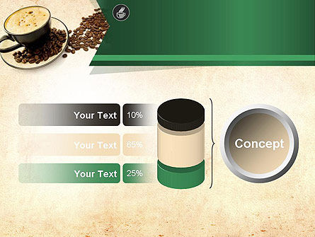 Mocha Coffee Flavor PowerPoint Template Slide 11