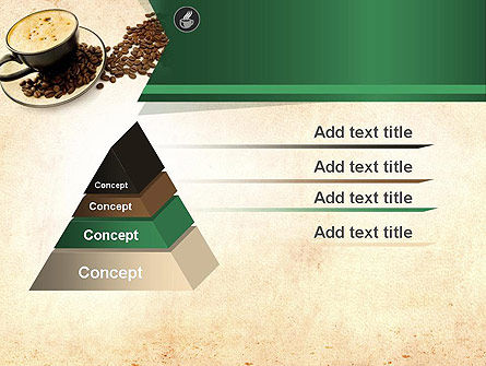 Mocha Coffee Flavor PowerPoint Template Slide 12