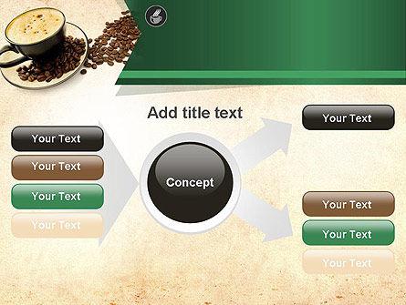 Mocha Coffee Flavor PowerPoint Template Slide 14