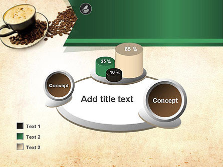 Mocha Coffee Flavor PowerPoint Template Slide 16