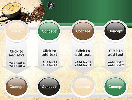 Mocha Coffee Flavor PowerPoint Template Slide 18