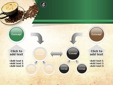 Mocha Coffee Flavor PowerPoint Template Slide 19