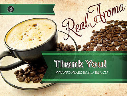 Mocha Coffee Flavor PowerPoint Template Slide 20