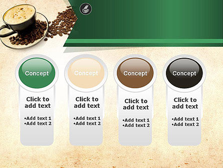 Mocha Coffee Flavor PowerPoint Template Slide 5
