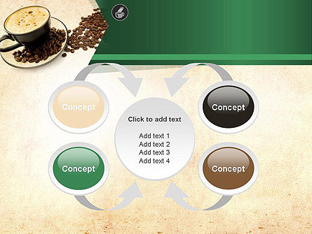 Mocha Coffee Flavor PowerPoint Template Slide 6